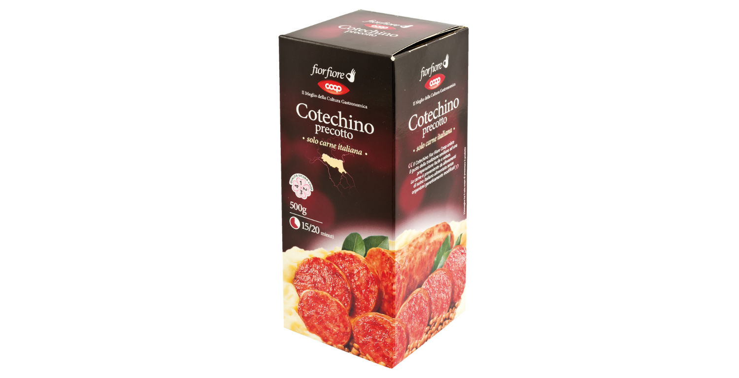 Cotechino In Mille Salse